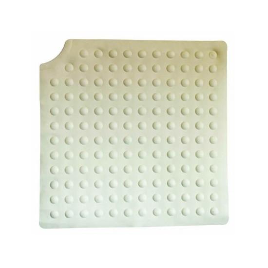 Mata antypoślizgowa do brodzika pod prysznic 55 x 55 cm