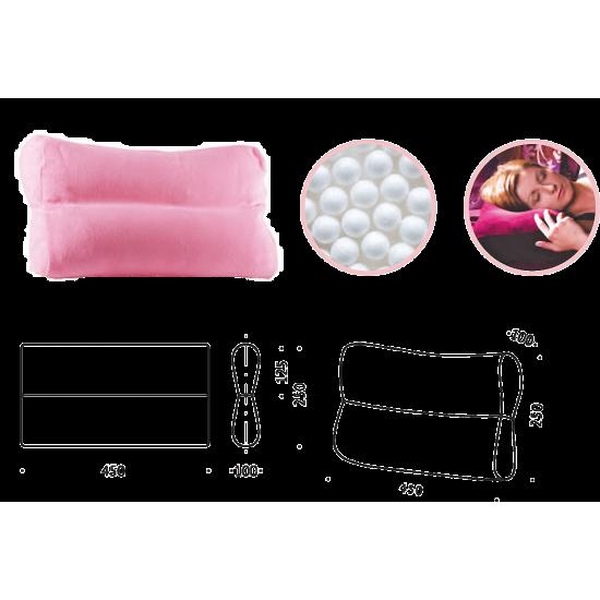 Poduszka antyodleżynowa z granulatem A01 Valde