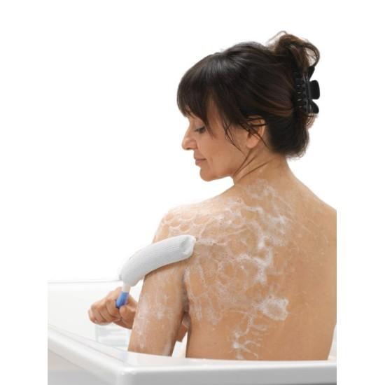 Przyrząd do mycia ciała - długa rączka