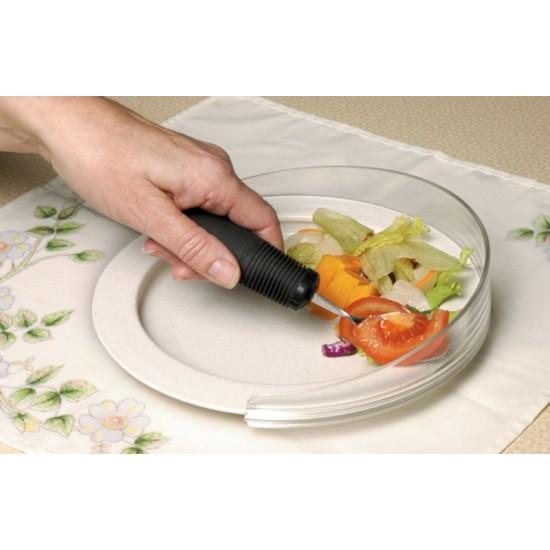 Nakładka brzegowa na talerz o średnicy 22-25 cm - plastikowa